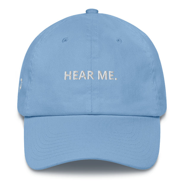 HEAR ME | Cotton Cap