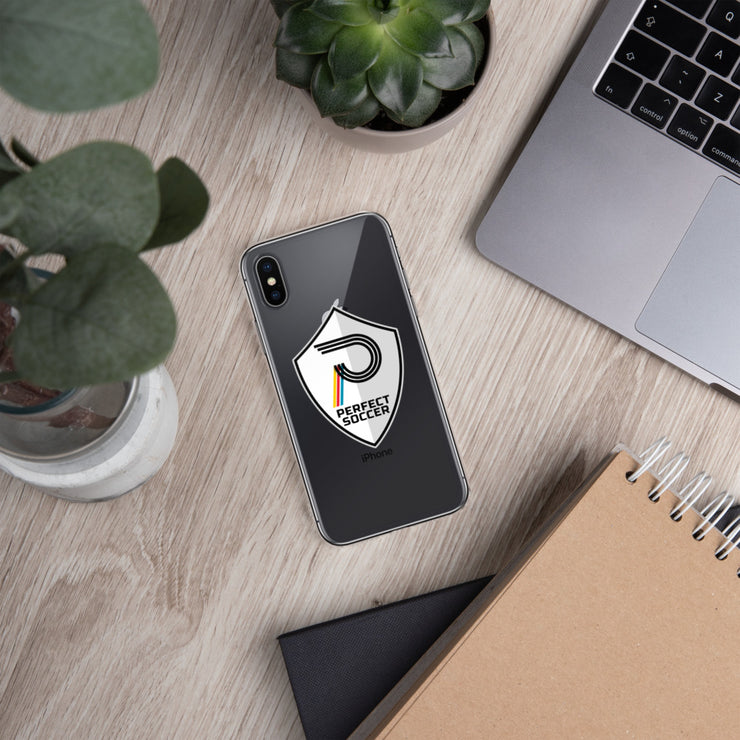 Perfect Soccer Shield Iphone Case
