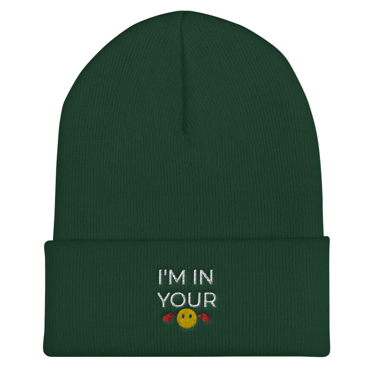 IM IN YOUR HEAD | Cuffed Beanie