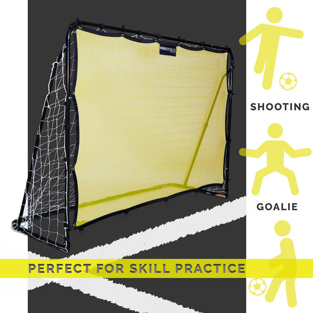 Portable Soccer Goal & Rebounder 2-in-1 (Retail Price $199)