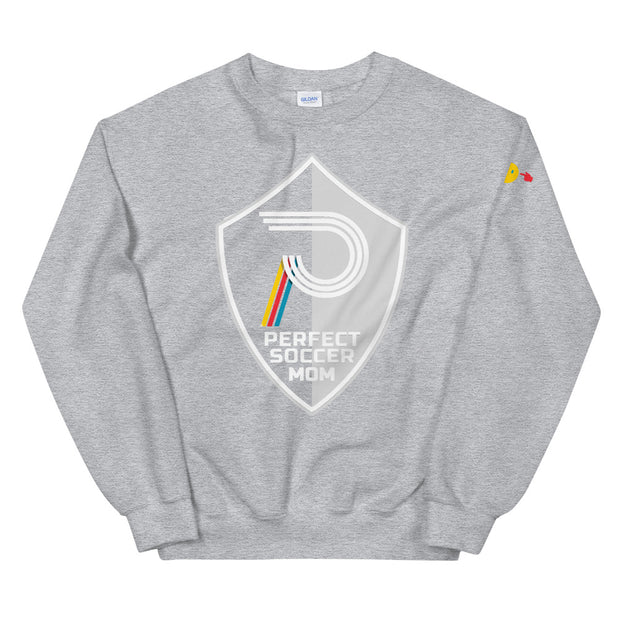 PERFECT SOCCER MOM SWEATSHIRT \ Unisex Sweatshirt