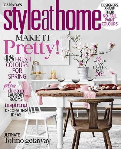 Style at Home - April 2018