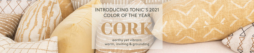 2021 Color of the Year: Cork