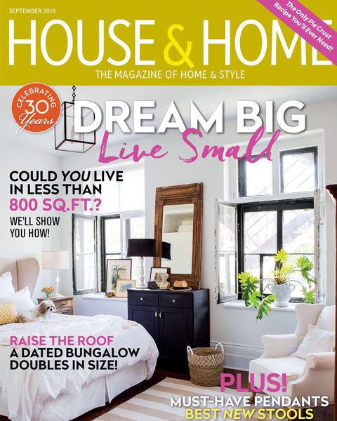 House & Home - September 2016