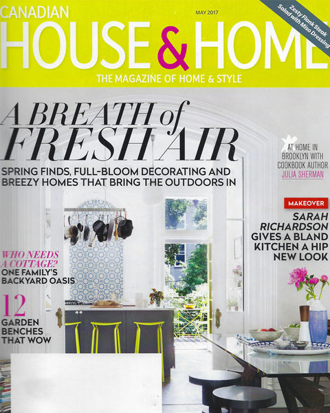 House & Home - May 2017