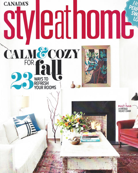 Style at Home - October 2016