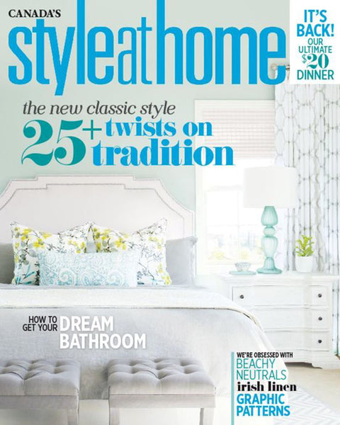 Style at Home - September 2016