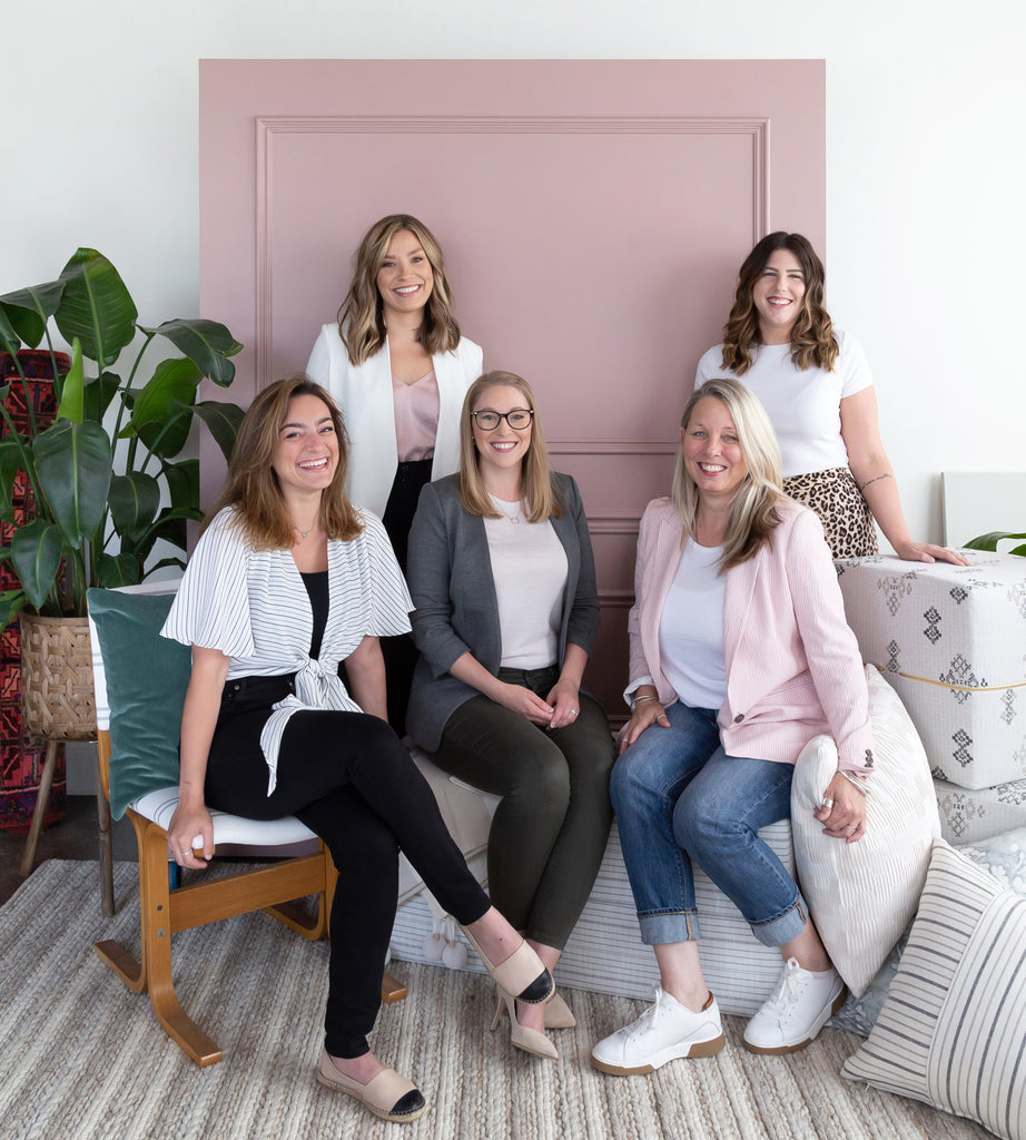 Meet Tonic Living's Design & Sales Team!