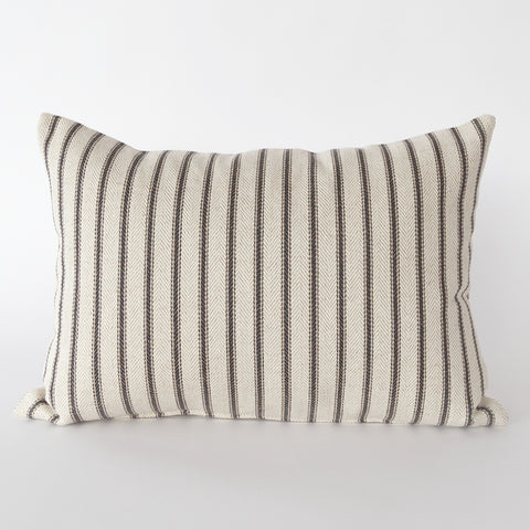 Trousdale pillow, Ellen Degeneres Home, onyx, by Tonic Living