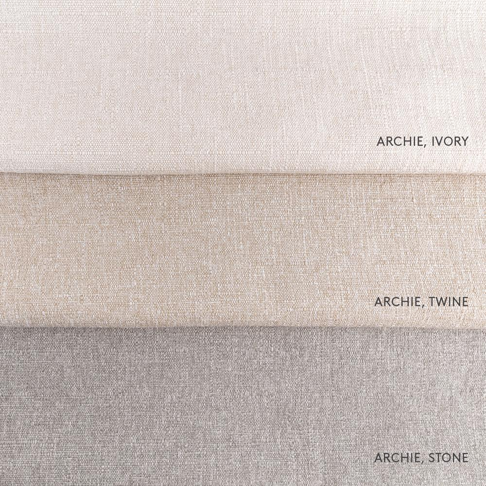 Archie, high performance upholstery collection from Tonic Living