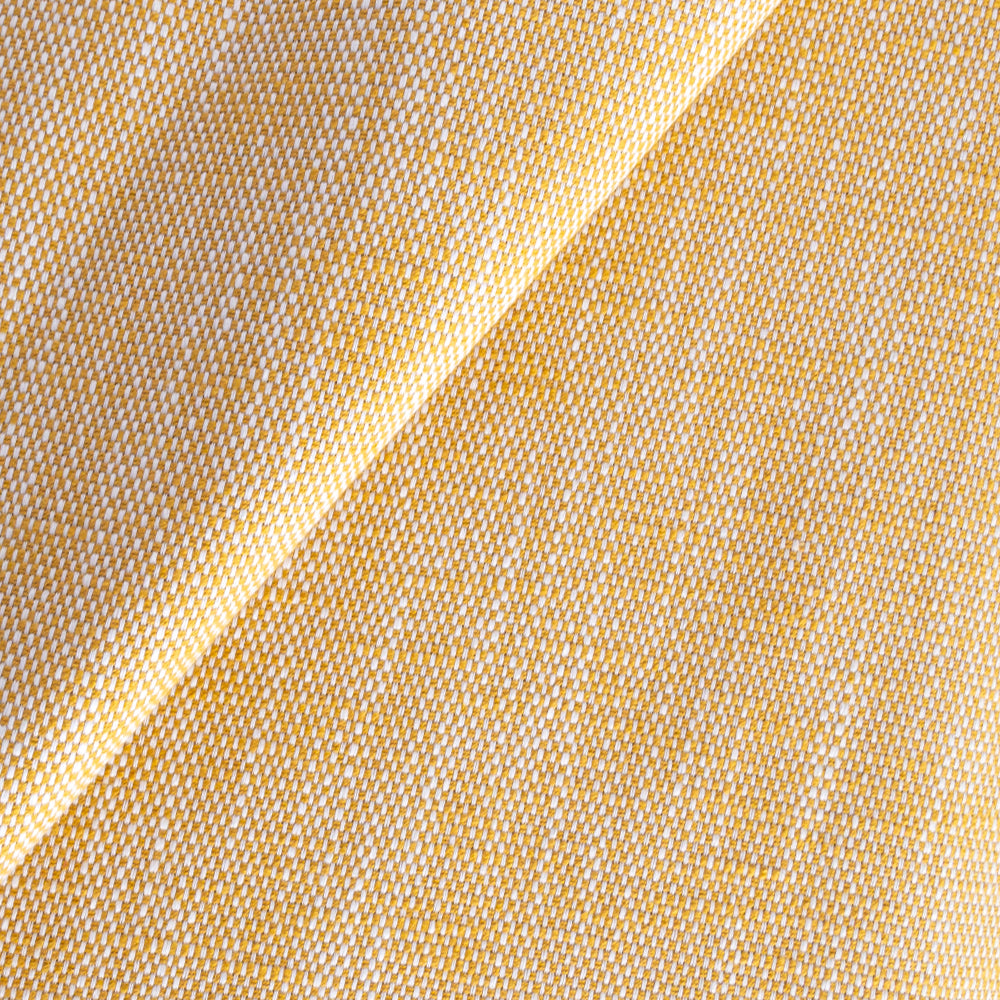 Carlsbad indoor outdoor fabric in canary yellow from Tonic Living