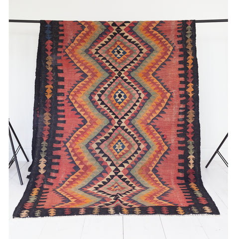 Darian vintage kilim from Tonic Living