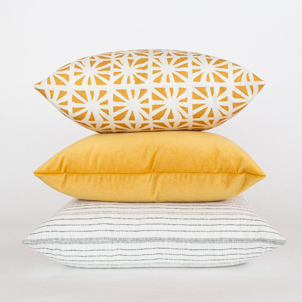 Tonic Living pillow combos