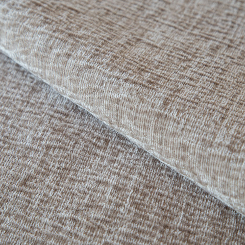 Irving, Toast - A toasty beige velvet fabric with a soft and subtle texture - Tonic Living