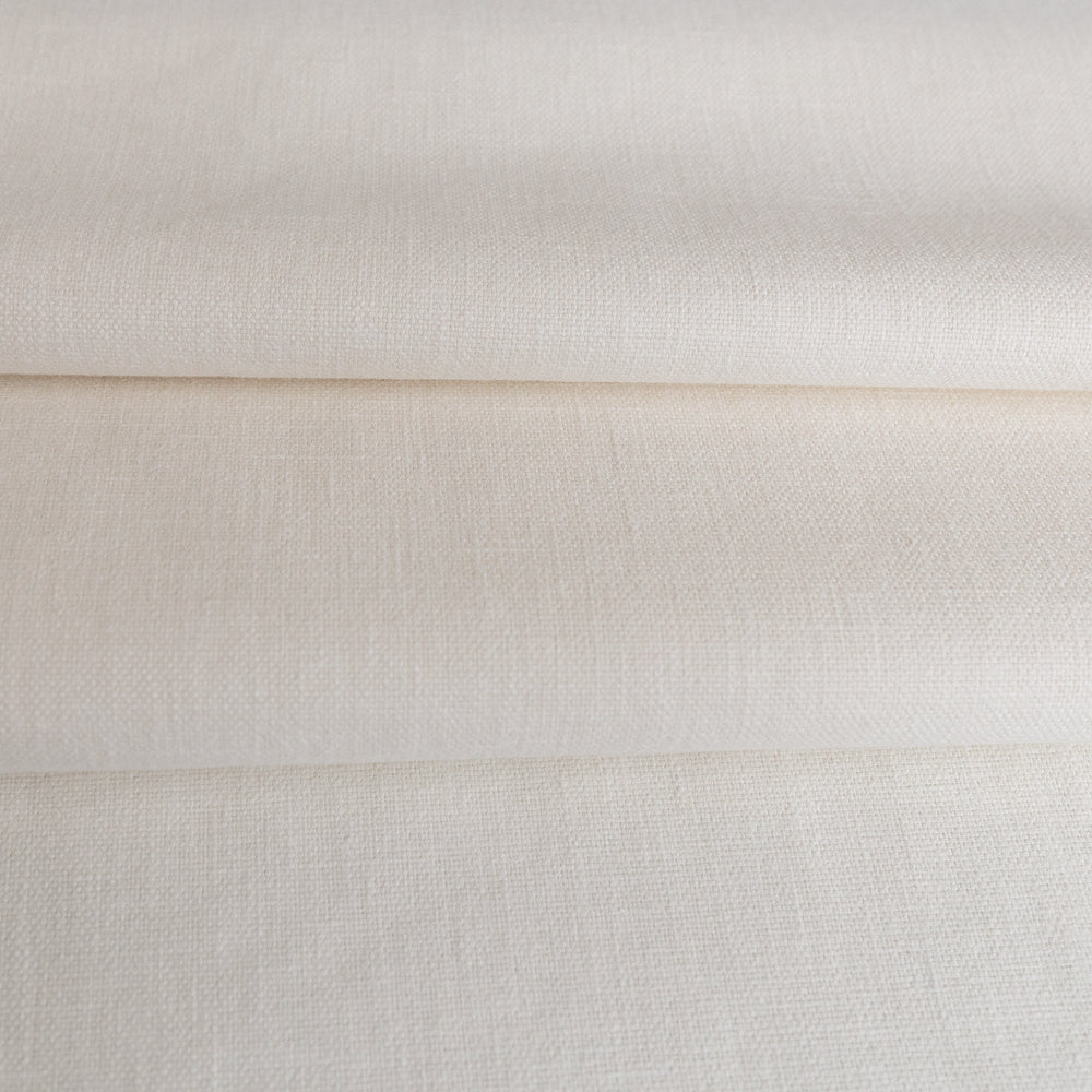 Jameson ivory drapery fabric from Tonic Living