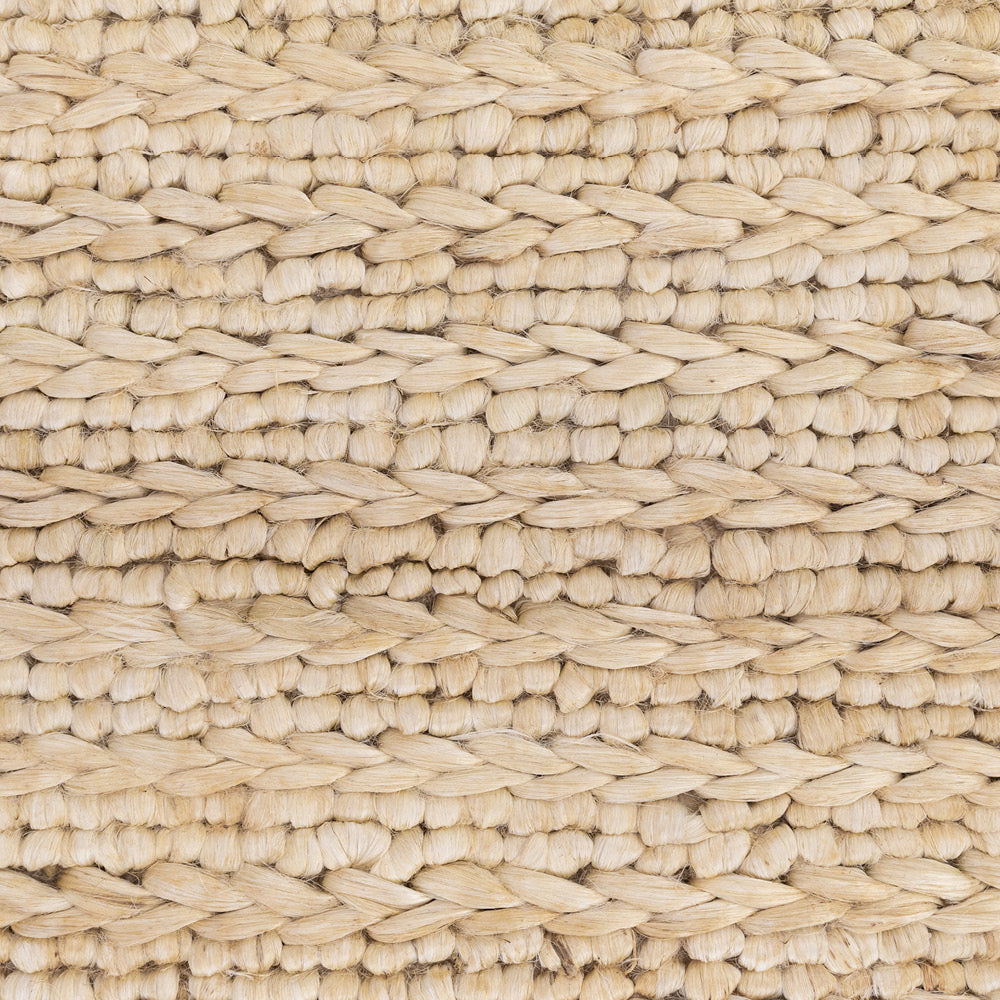 Jasper Natural Jute Rug from Tonic Living