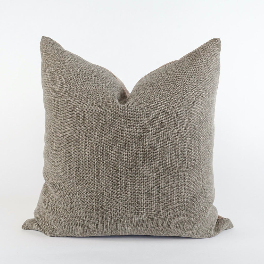 Kenmare Linen 20x20 Pillow, Marsh