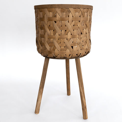 Mara Standing Plant Basket from Tonic Living