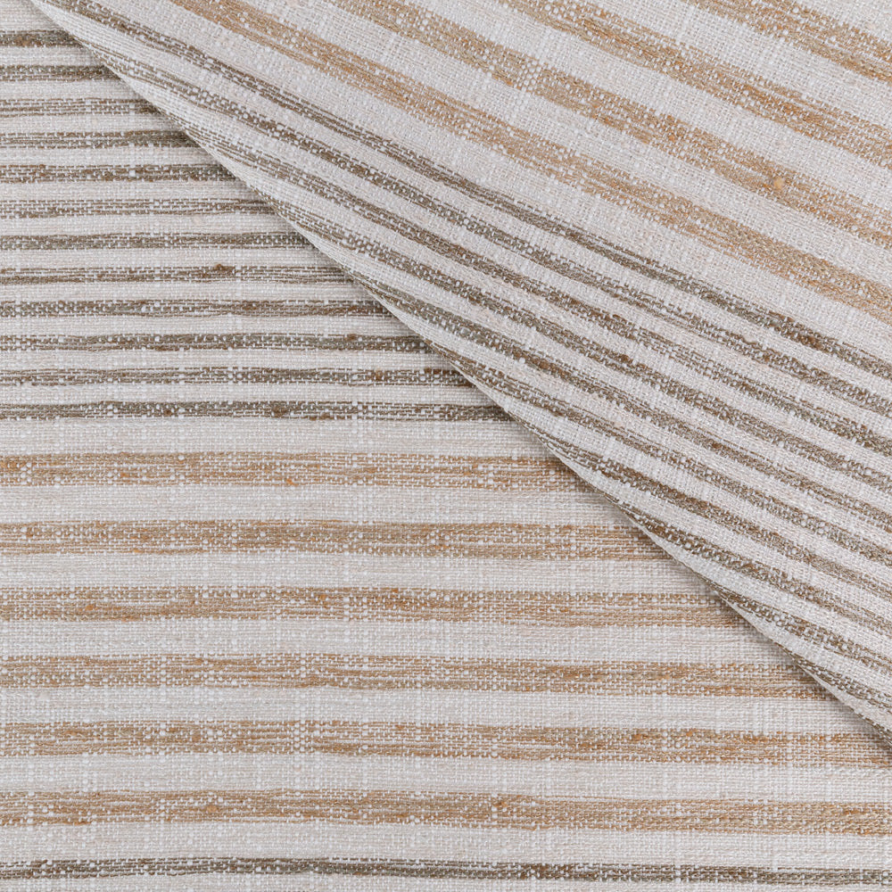 Maritime Stripe Fabric, Hemp