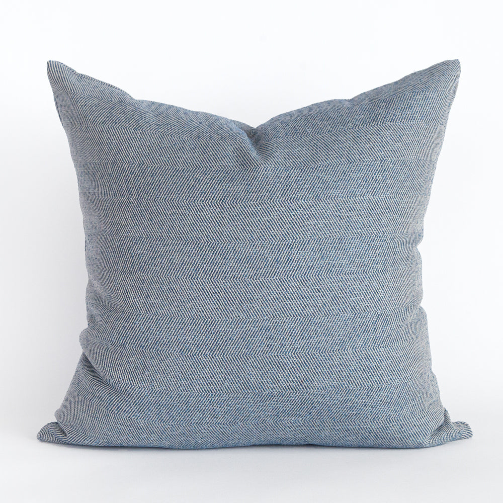 Neigel 20x20 Pillow, Indigo