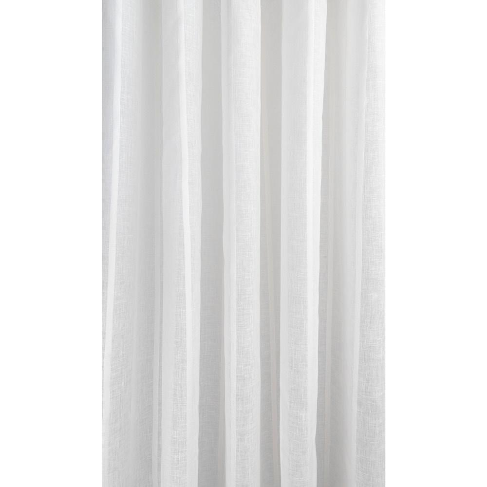 Ribbon Stripe, Sheer fabric from Tonic Living