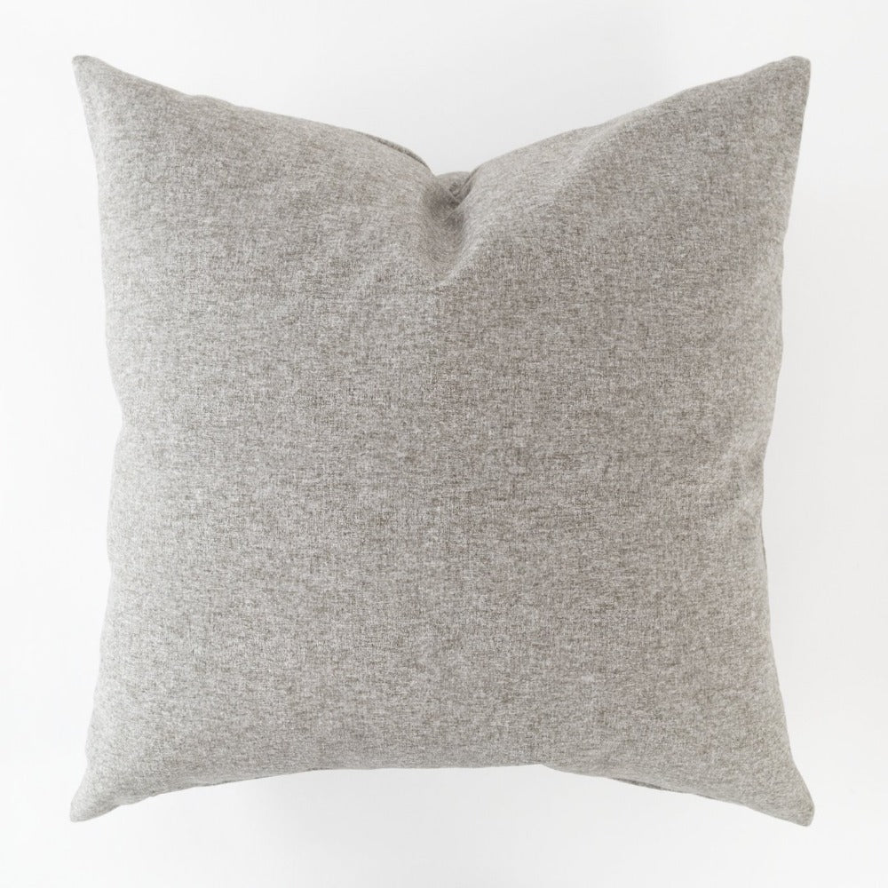 Tobermory Felt 22x22 Pillow, Flannel