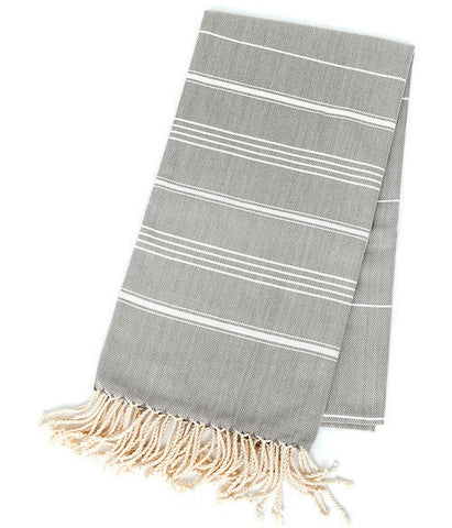 Turkish Towel - Michelle, Ash