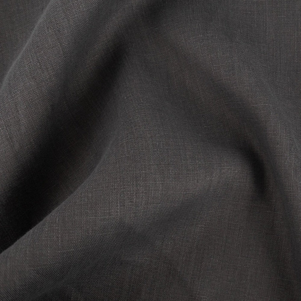 Tuscany Linen, Charcoal Gray from Tonic Living
