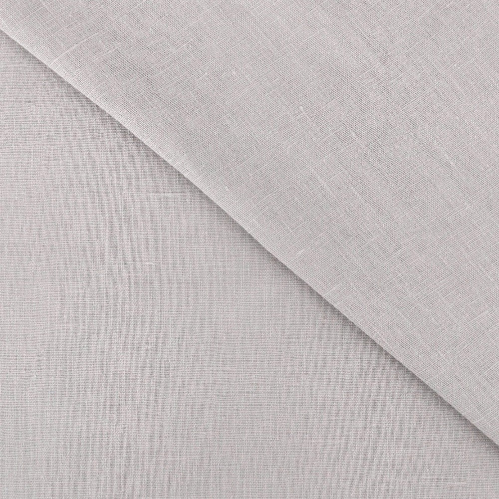 Tuscany Linen, Prism, a soft cloud grey linen from Tonic Living