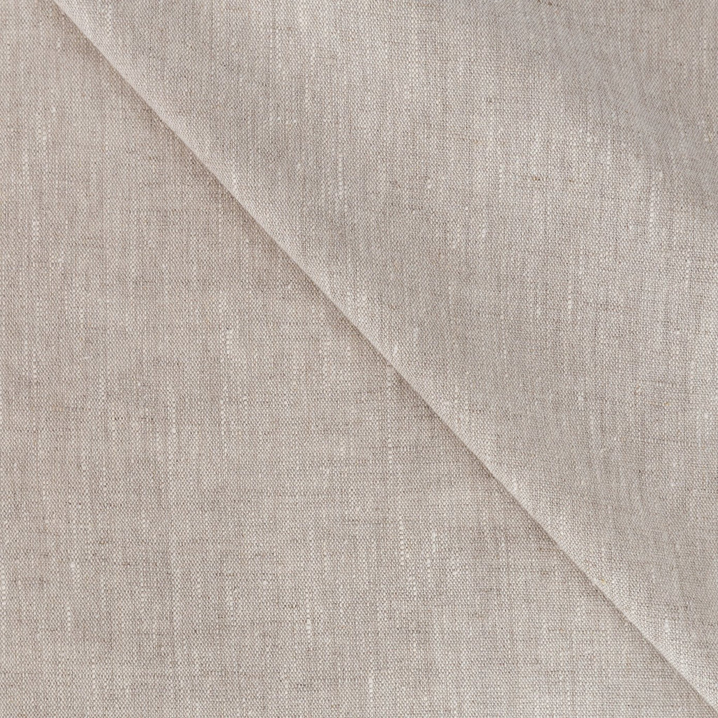 Tuscany Linen, Oatmeal Slub from Tonic Living