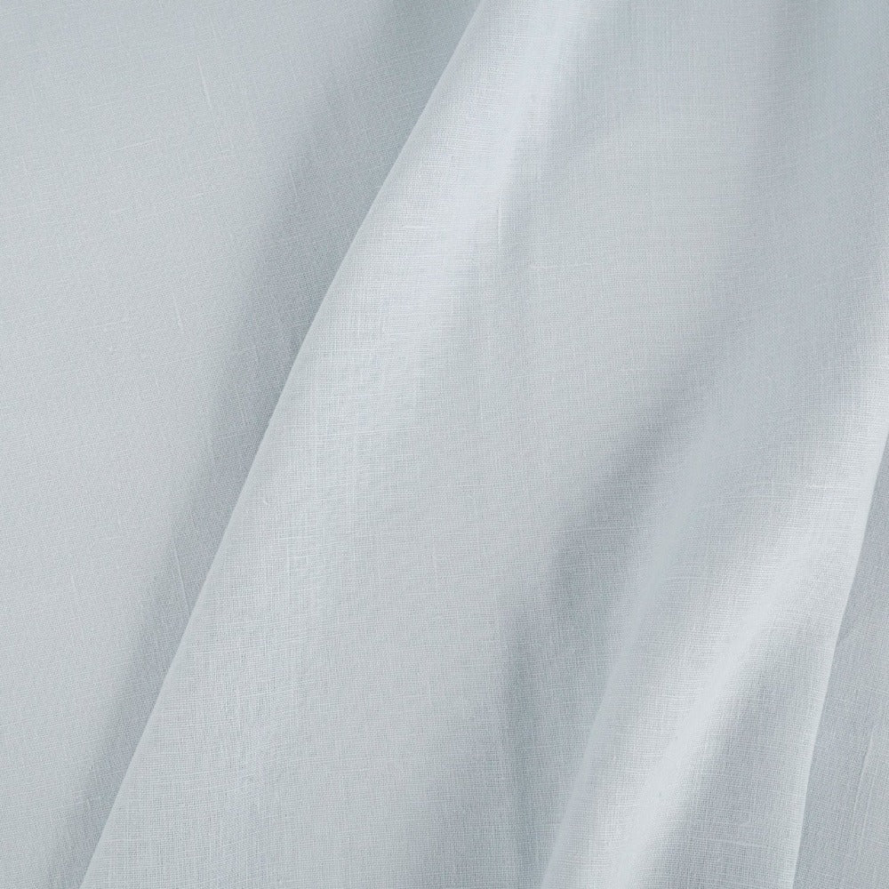 Tuscany Linen, Ocean, a soft pale blue linen from Tonic Living