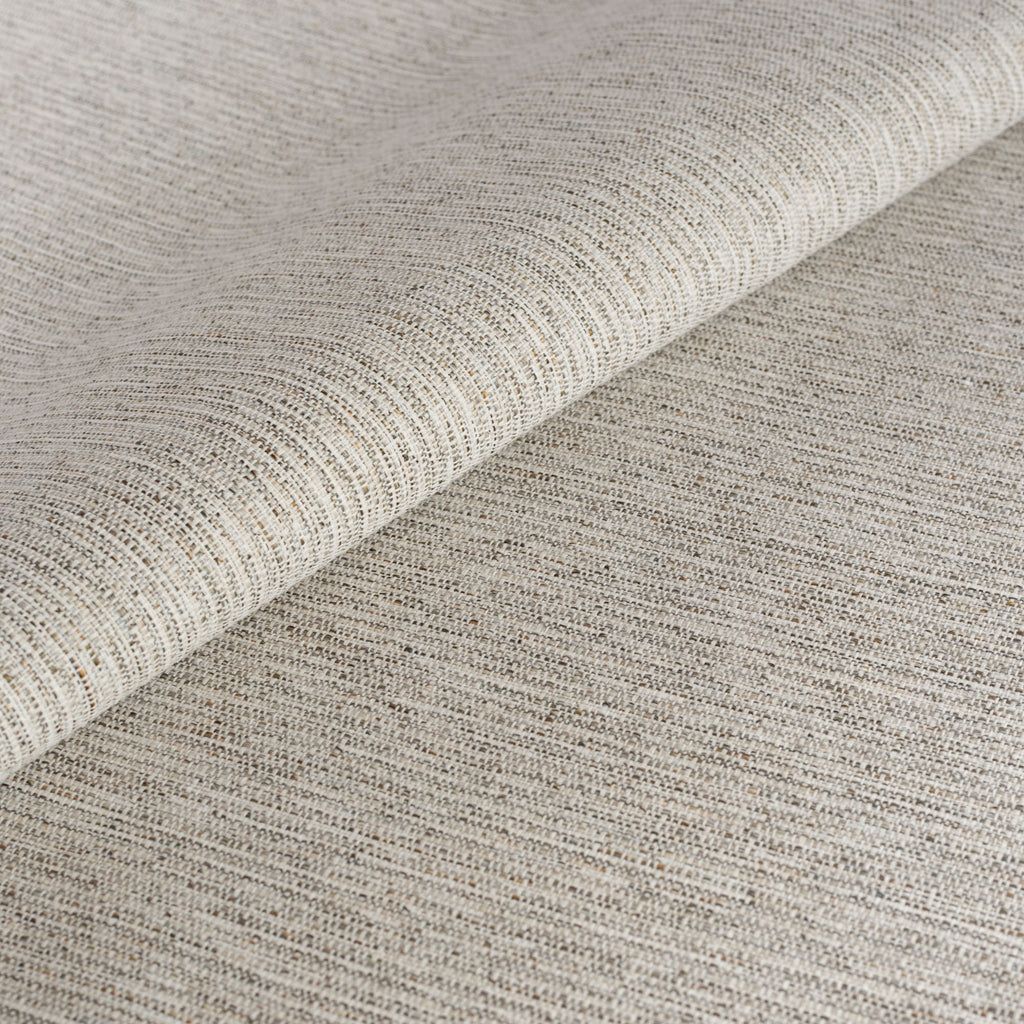 Arthur Tweed, a warm gray upholstery fabric from Tonic Living