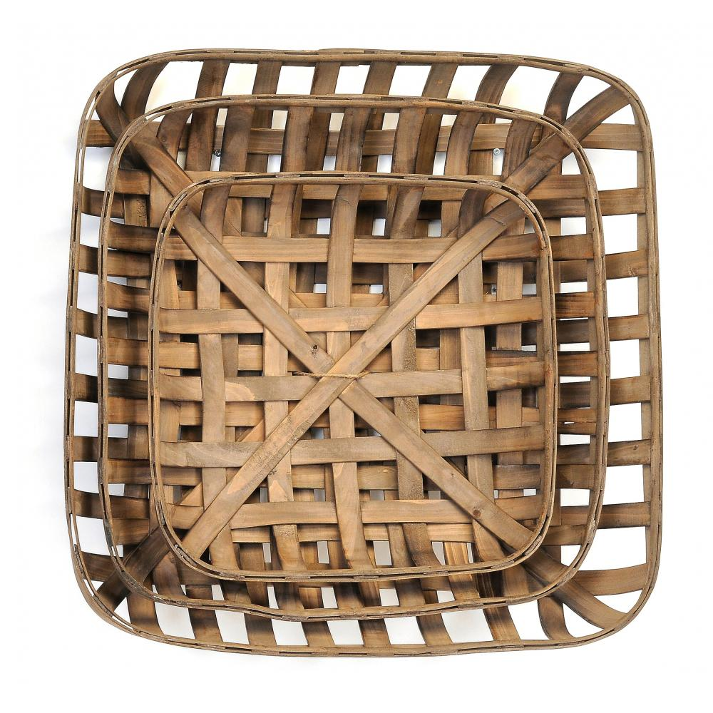 Bato nesting tobacco baskets from Tonic Living