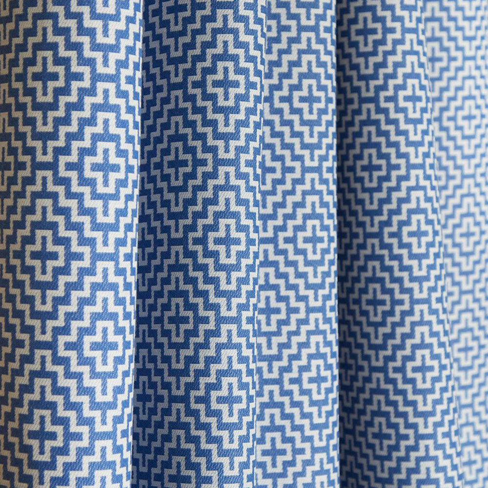 Corfu Fabric, Sea (Indoor / Outdoor)