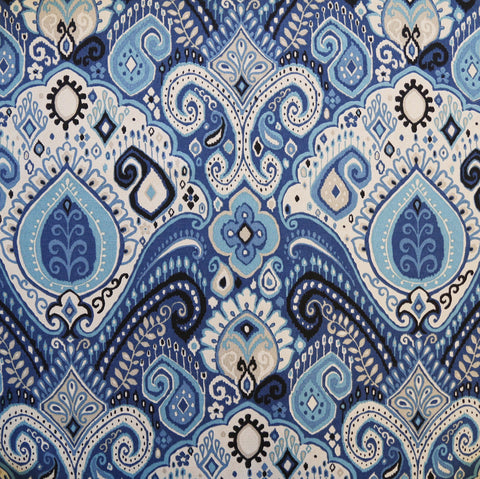 Boho Passage, Lapis (Indoor / Outdoor) - [Product_type] - Tonic Living