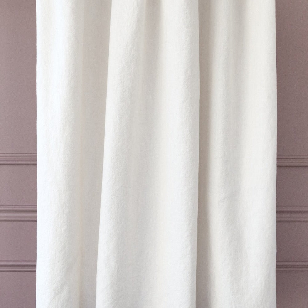 Cleary Fabric White