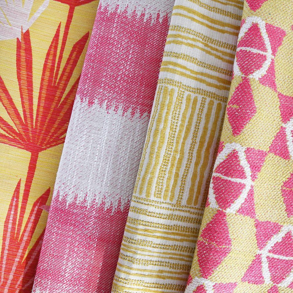 Justina Blakeney Home fabric collection.
