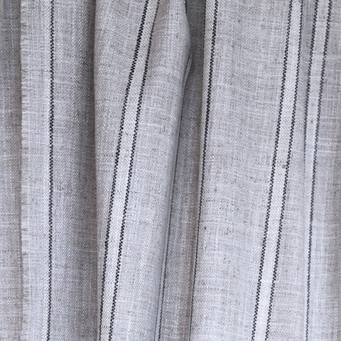 Draper Stripe, Grey - tonic-living-usd