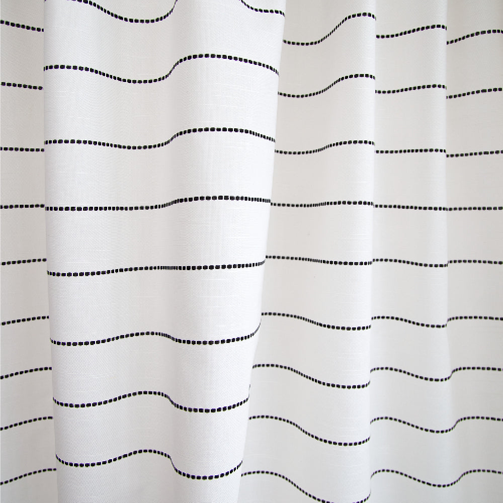 Emile Stripe, Onyx - [Product_type] - Tonic Living