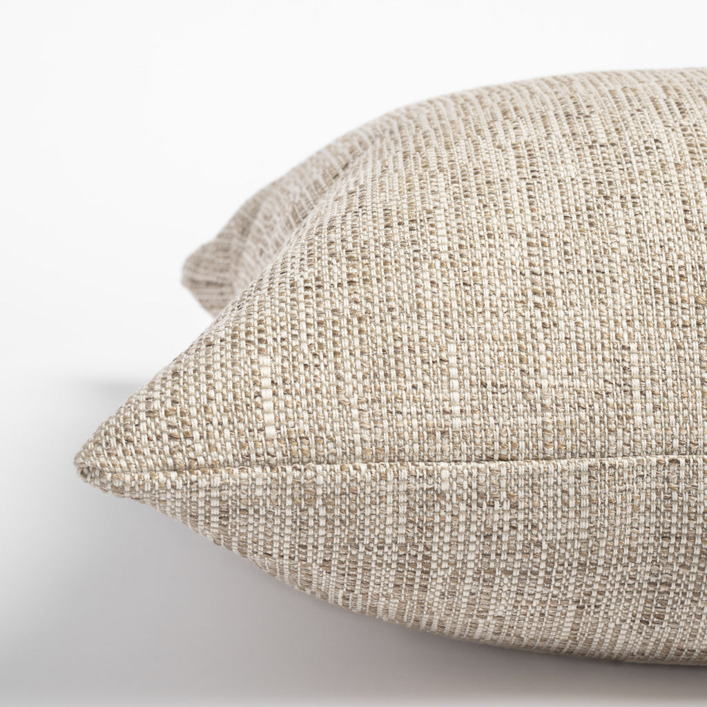 Felix 20x20 Pillow, Sisal