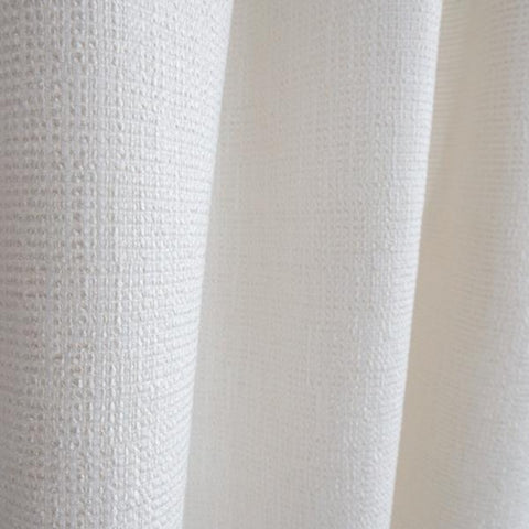 Friendly, outdoor textured nubby fabric by Tonic Living
