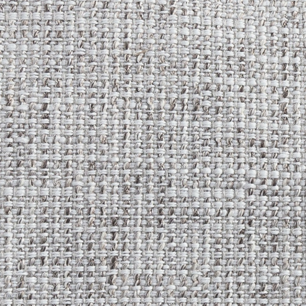 Felix, Zinc grey textured outdoor fabric from Tonic Living, former name Friendly