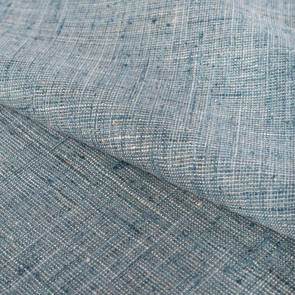 Gent stone blue home decor fabric from Tonic Living