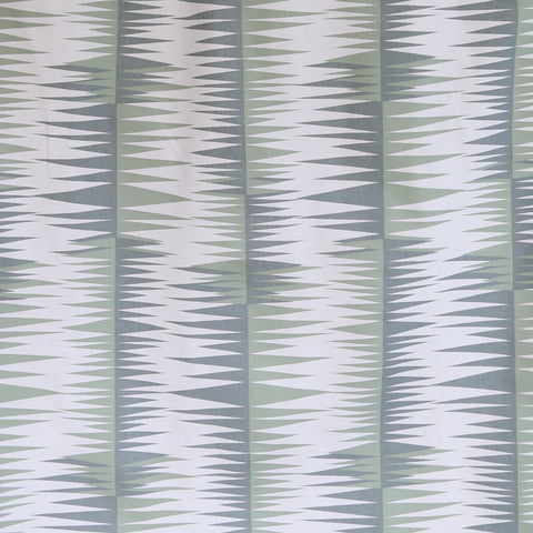 Geo Fringe, Eucalyptus - [Product_type] - Tonic Living