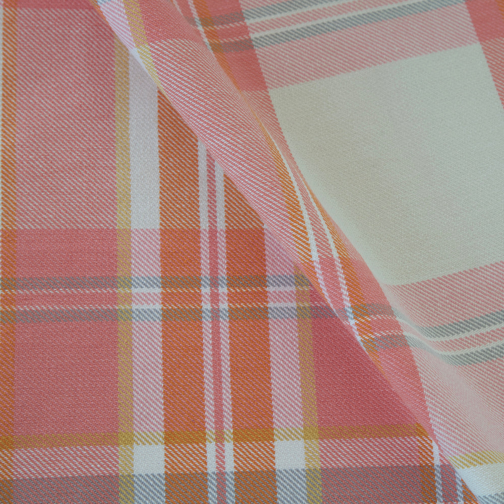 Goodman Plaid, Blossom - [Product_type] - Tonic Living