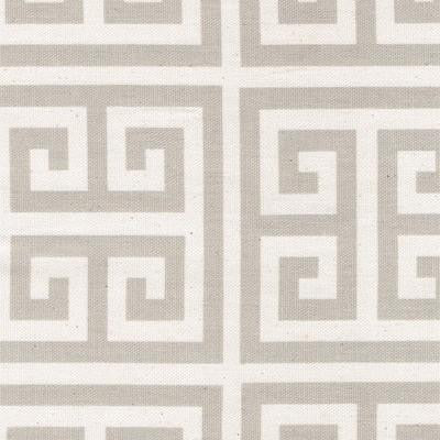 "REMNANT- Greek Key, Stone Natural 63"" - [Product_type] - Tonic Living"