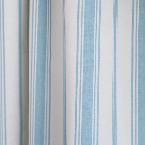 Hampton Stripe, Light Blue