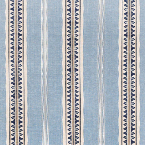 Henderson Stripe, Sky - tonic-living-usd