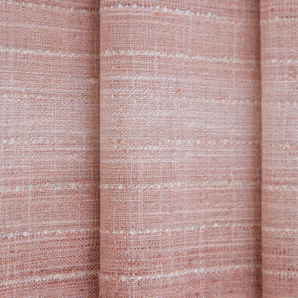 Hyden pink tones ombre stripe fabric from Tonic Living