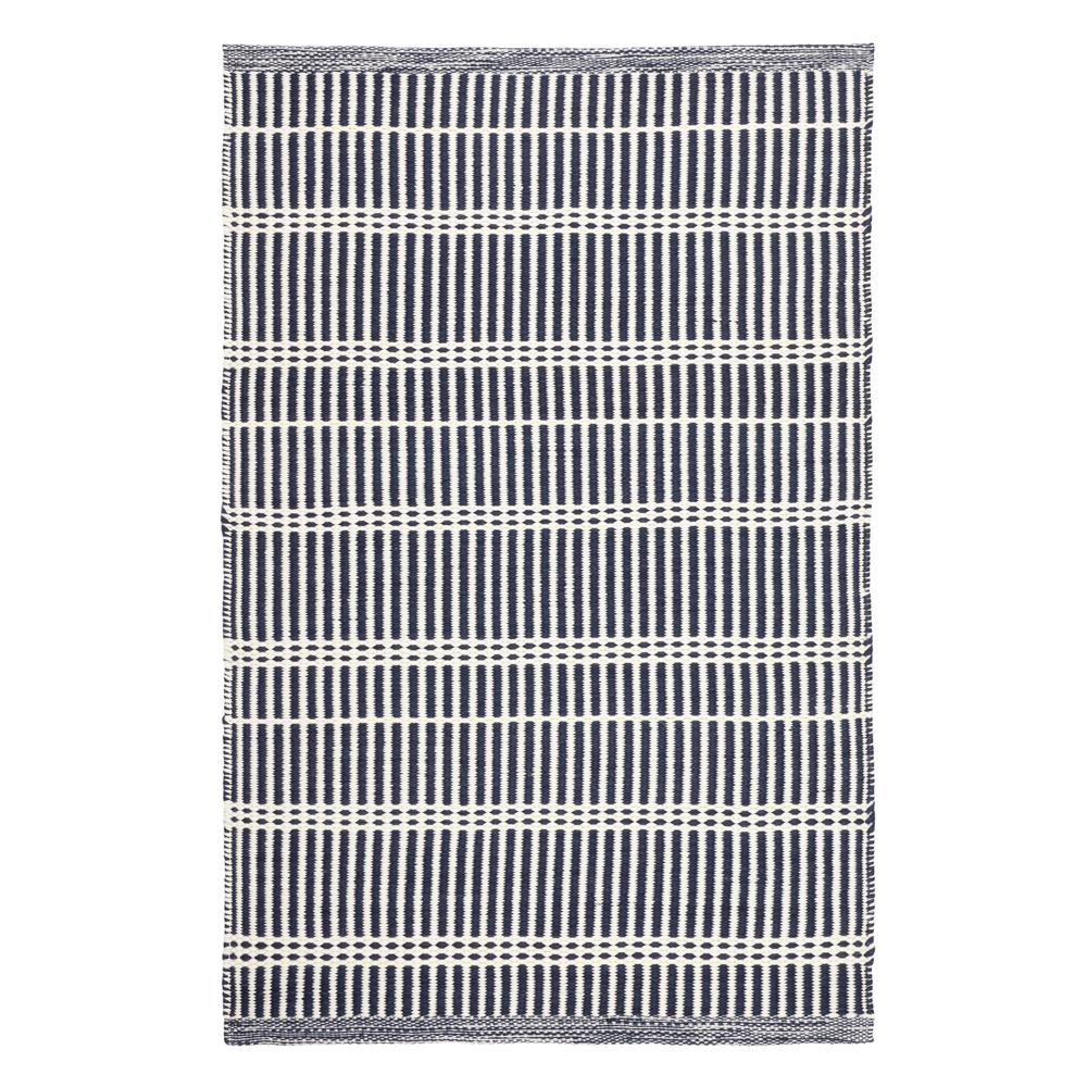 Marlo Navy Indoor/Outdoor Rug (Dash & Albert)